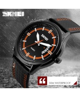 Ρολόι χειρός ανδρικό SKMEI 9116 ORANGE