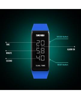 Ρολόι χειρός unisex SKMEI 1277 DARK BLUE