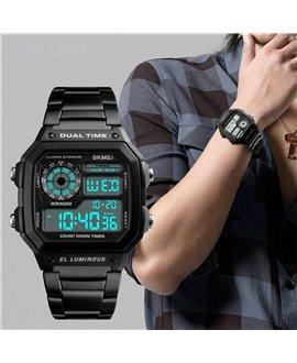 Ρολόι χειρός ανδρικό SKMEI 1335 BLACK