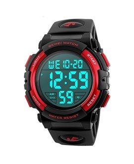 Αθλητικό ρολόι χειρός παιδικό SKMEI 1266 RED