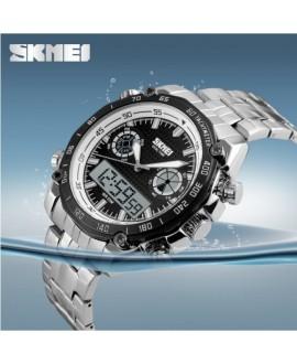 Ρολόι χειρός ανδρικό SKMEI 1204 BLACK