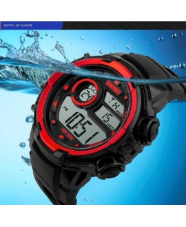 Αθλητικό ρολόι χειρός ανδρικό SKMEI 1113 RED