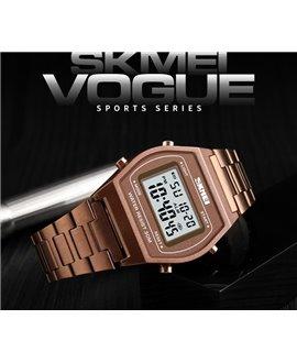 Ρολόι χειρός ανδρικό SKMEI 1328 ROSE GOLD