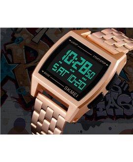 Ρολόι χειρός ανδρικό SKMEI 1368 ROSE GOLD