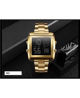 Ρολόι χειρός ανδρικό SKMEI 1369 GOLD