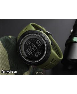 Ρολόι χειρός ανδρικό SKMEI 1251 ARMY GREEN