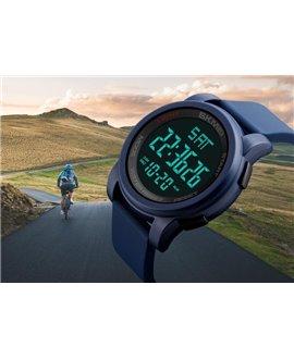 Ρολόι χειρός ανδρικό SKMEI 1257 BLUE