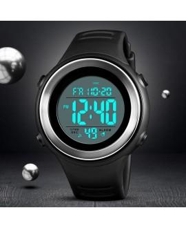 Ρολόι χειρός ανδρικό SKMEI 1394 BLACK/WHITE