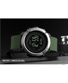 Ρολόι χειρός ανδρικό SKMEI 1416 ARMY GREEN