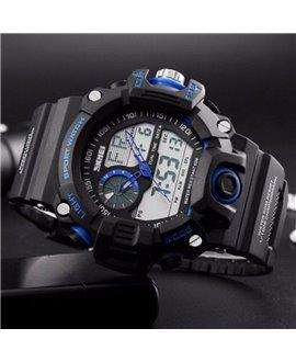 Αθλητικό ρολόι χειρός ανδρικό SKMEI 1029 BLUE