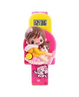 Παιδικό ρολόι χειρός SKMEI 1240 HOT PINK