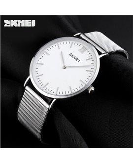 Ρολόι χειρός γυναικείο skmei 1182 SILVER