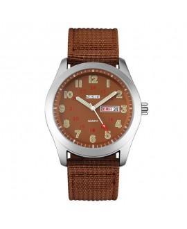 Ρολόι χειρός ανδρικό SKMEI 9112 COFFEE
