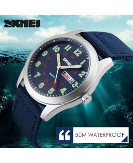 Ρολόι χειρός ανδρικό SKMEI 9112 BLUE