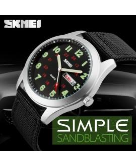 Ρολόι χειρός ανδρικό SKMEI 9112 BLACK
