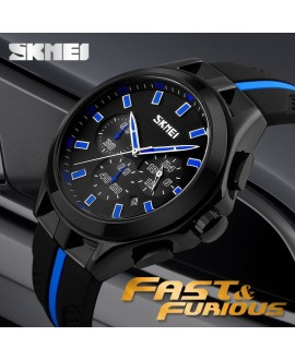Ρολόι χειρός ανδρικό SKMEI 9135 BLUE