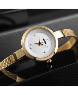 Ρολόι χειρός γυναικείο SKMEI 1390 GOLD