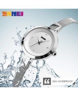Ρολόι χειρός γυναικείο SKMEI 1390 SILVER