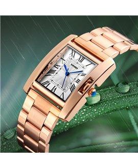 Ρολόι χειρός γυναικείο SKMEI 1284 ROSE GOLD