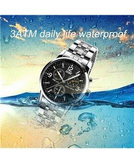 Ρολόι χειρός ανδρικό SKMEI 9070 BLACK