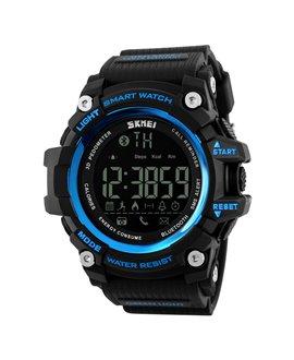 Ρολόι με βηματομετρητή χειρός ανδρικό SKMEI 1227 BLUE