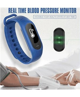 Ρολόι με βηματομετρητή χειρός SKMEI B15P DARK BLUE