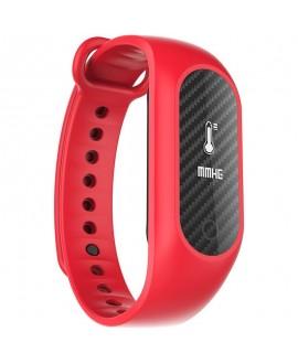 Ρολόι με βηματομετρητή χειρός SKMEI B15S RED