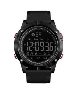 Ρολόι με βηματομετρητή χειρός ανδρικό SKMEI 1425 BLACK
