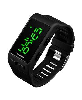 Ρολόι χειρός unisex SKMEI 1364 BLACK