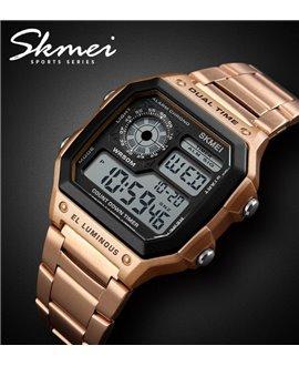 Ρολόι χειρός ανδρικό SKMEI 1335 ROSE GOLD