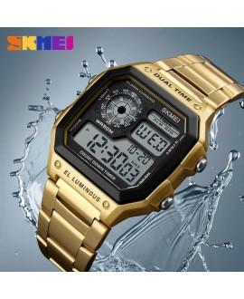 Ρολόι χειρός ανδρικό SKMEI 1335 GOLD
