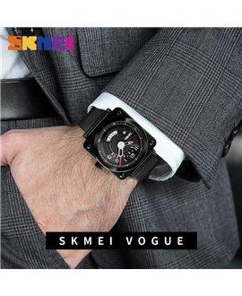 Ρολόι χειρός ανδρικό SKMEI 9172 BLACK