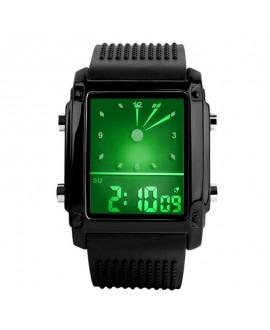Ρολόι χειρός ανδρικό SKMEI 0814 BLACK