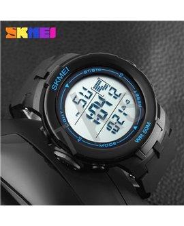 Αθλητικό ρολόι χειρός ανδρικό SKMEI 1127 BLUE