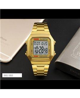 Ρολόι χειρός ανδρικό SKMEI 1337 GOLD