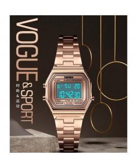 Ρολόι χειρός γυναικείο SKMEI 1415 ROSE GOLD