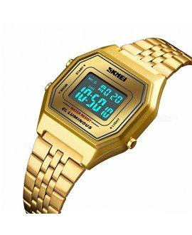 Ρολόι χειρός ανδρικό SKMEI 1345 GOLD/WHITE