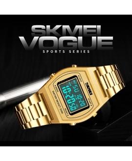 Ρολόι χειρός ανδρικό SKMEI 1328 GOLD