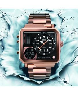 Ρολόι χειρός ανδρικό SKMEI 1392 ROSE GOLD