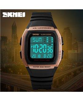 Ρολόι χειρός ανδρικό SKMEI 1278 ROSE GOLD
