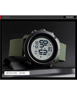 Ρολόι χειρός ανδρικό SKMEI 1426 GREEN/WHITE