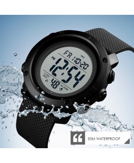 Ρολόι χειρός ανδρικό SKMEI 1426 BLACK/WHITE