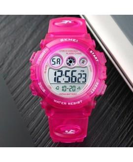 Ρολόι χειρός παιδίκο SKMEI 1451 ROSE RED