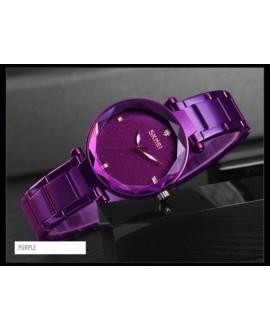 Ρολόι χειρός γυναικείο SKMEI 9180 PURPLE