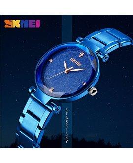 Ρολόι χειρός γυναικείο SKMEI 9180 BLUE