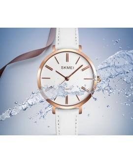 Ρολόι χειρός γυναικείο SKMEI 1397 WHITE