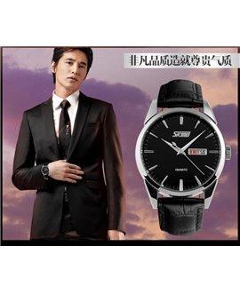 Ρολόι χειρός ανδρικό SKMEI 9073 SILVER/BLACK