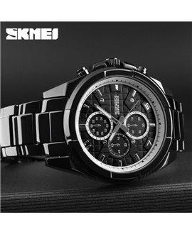 Ρολόι χειρός ανδρικό SKMEI 1378 BLACK