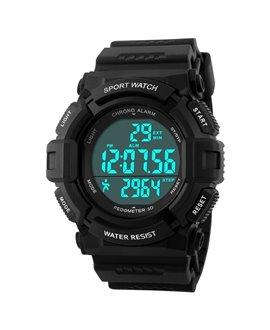 Ρολόι χειρός ανδρικό SKMEI 1116 BLACK