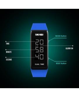 Ρολόι χειρός ανδρικό SKMEI 1277 BLUE